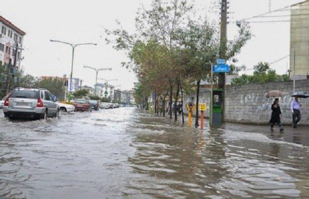 فوت 5 نفر براثر سیل در مازندران