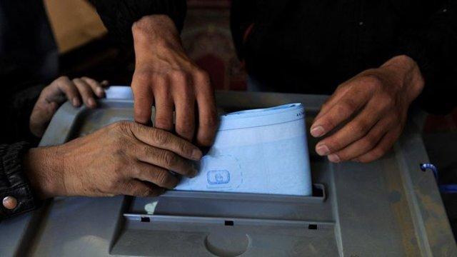 ثبت نام بیش از 52 هزار ناظر در انتخابات پارلمانی افغانستان