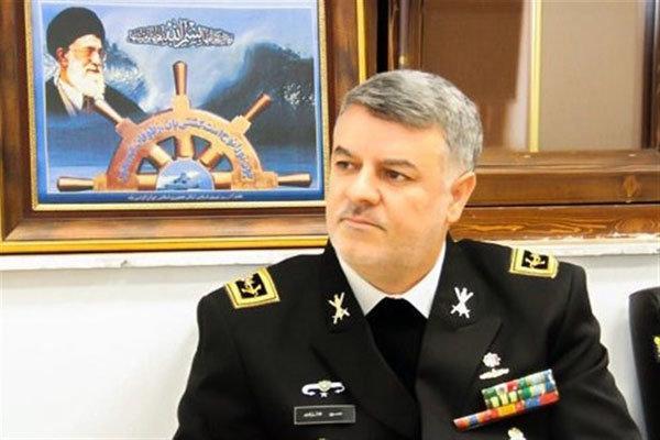 نیروی دریایی در موارد بهداشتی و درمانی ورود نموده است