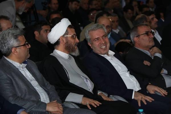 شروع به کار دهمین نمایشگاه گردشگری پارس در شیراز با حضور مونسان