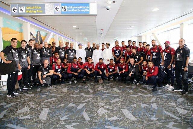 دومین تیم حاضر در جام ملت ها وارد امارات شد