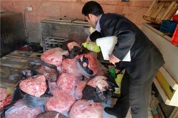 ارجاع پرونده 427 واحد متخلف دامی در استان همدان به مراجع قضایی