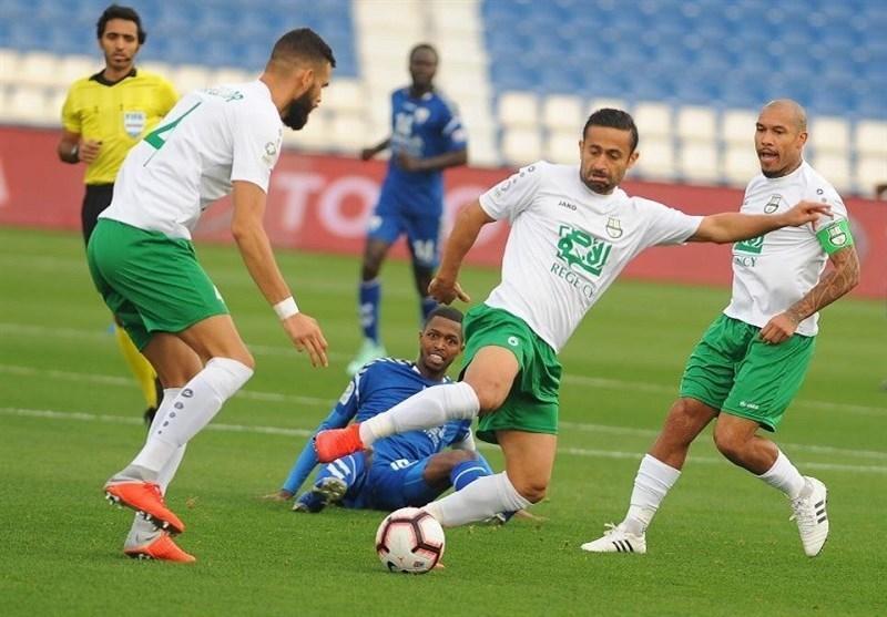 لیگ ستارگان قطر، پیروزی الاهلی در حضور ابراهیمی