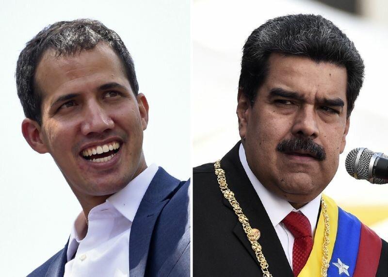 گوایدو برای مادورو خط ونشان کشید؛ فشارها تازه آغاز شده است