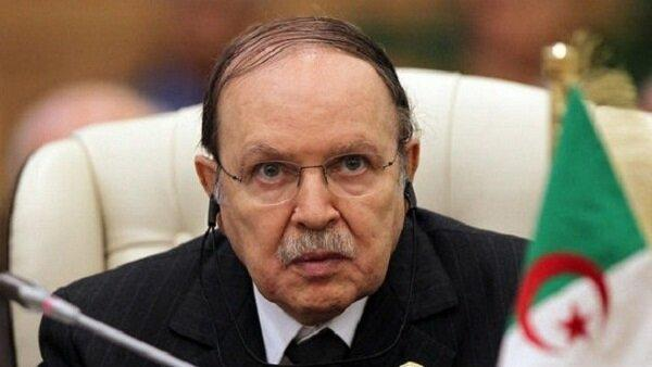 حزب حاکم الجزایر: بوتفلیقه به تاریخ پیوسته است
