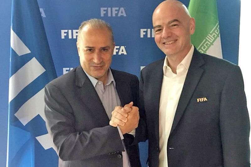 تاج نایب رئیس و شیخ سلمان رئیس AFC شدند