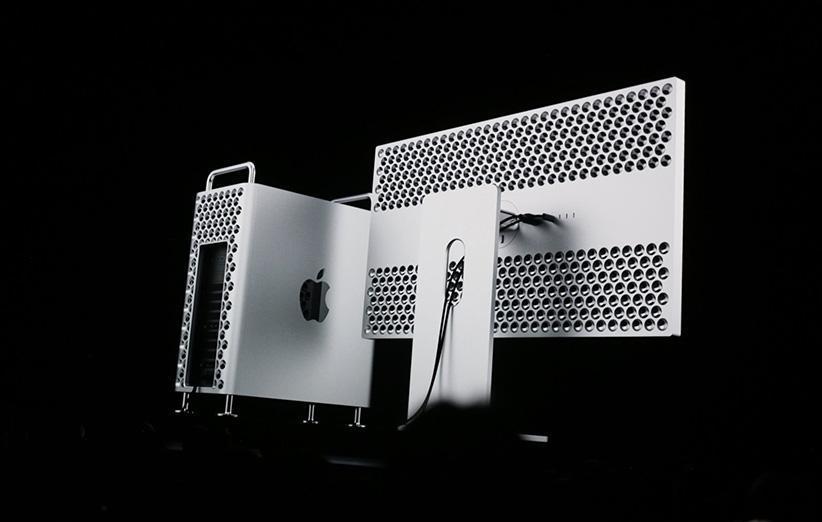 اپل نسل جدید کامپیوترهای مک پرو را با طراحی کاملا جدید، معرفی کرد