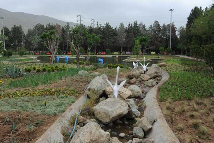 ساخت نخستین اکوپارک کشور در غرب تهران