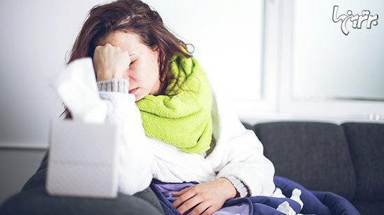 نکاتی در مورد آنفلوآنزا که احتمالا نمی دانید