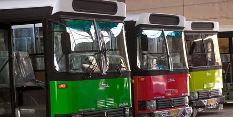 نوسازی ناوگان اتوبوس شهری در دولت بررسی می شود