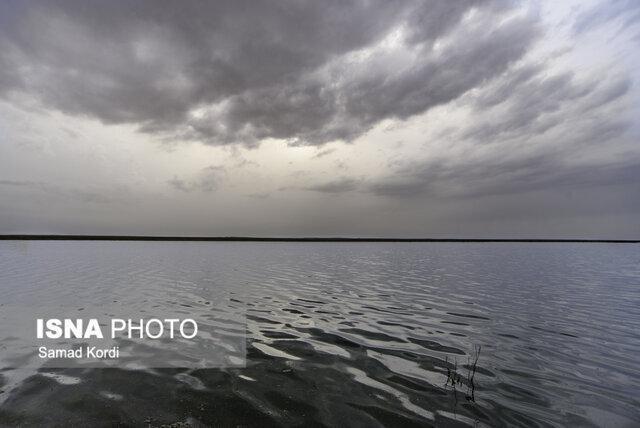 بارش های خفیف در مازندران