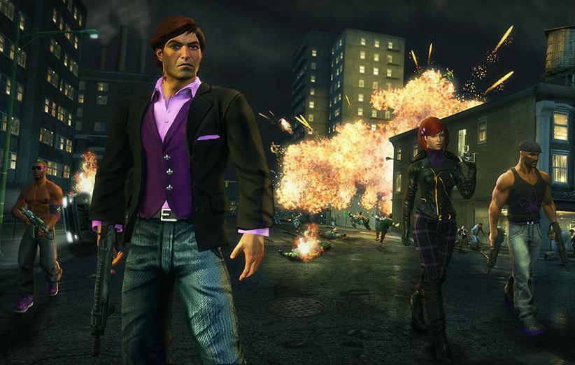 قسمت جدید بازی های Saints Row و TimeSplitters در حال ساخت هستند