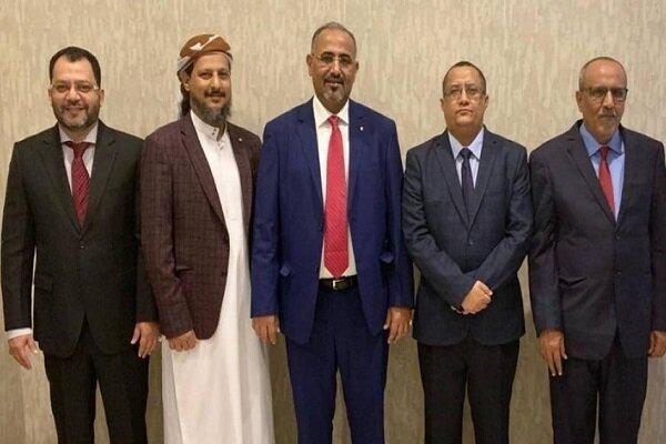 سفر هیأت شورای انتقالی جنوب یمن به عربستان