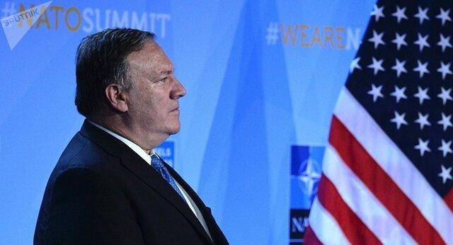 پامپئو: خروج نیروهای آمریکایی بدون توافق از افغانستان ممکن نیست