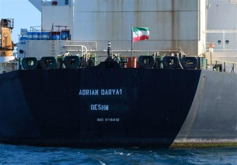 رویترز: نفتکش آدریان دریا تغییر راستا داد