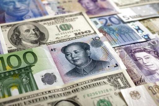 دوشنبه 11 شهریور ، جزئیات قیمت رسمی انواع ارز؛ نرخ یورو و پوند کاهش یافت