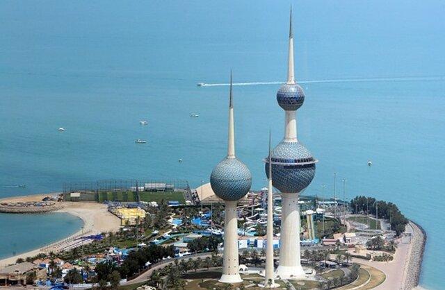 نقض حریم هوایی کویت توسط پهپادی ناشناس و پرواز بر فراز کاخ امیر این کشور