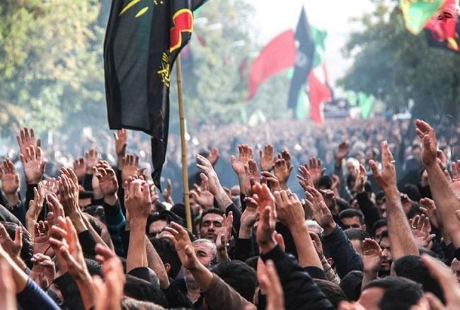پذیرایی 4 دانشمند خارجی شیعه شده از عزاداران حسینی