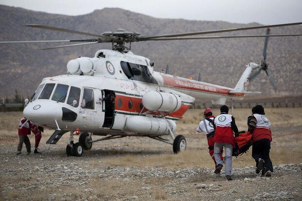 دستور پیوندی برای تسریع در برطرف عیوب ناوگان امداد هوایی