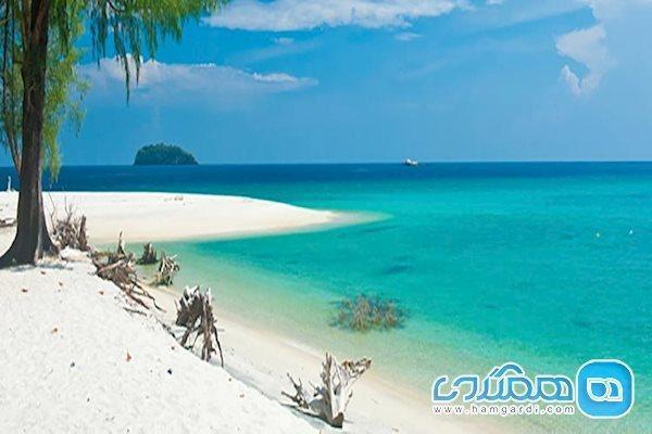 جزیره کولایپ، جزیره ای که می توان در آن آرامش را احساس کرد