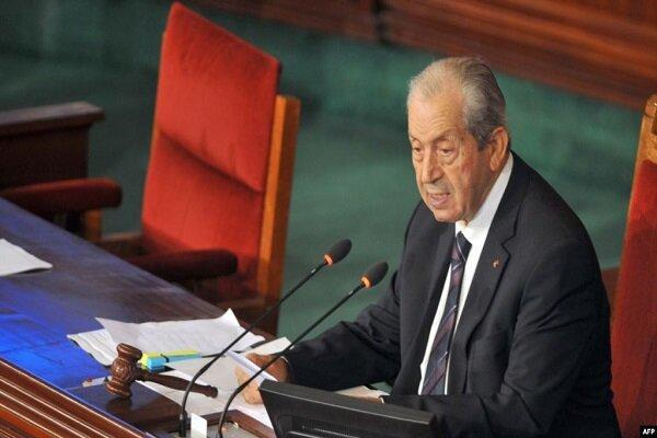 انتقاد رئیس جمهوری موقت تونس از ادامه بازداشت نبیل القروی