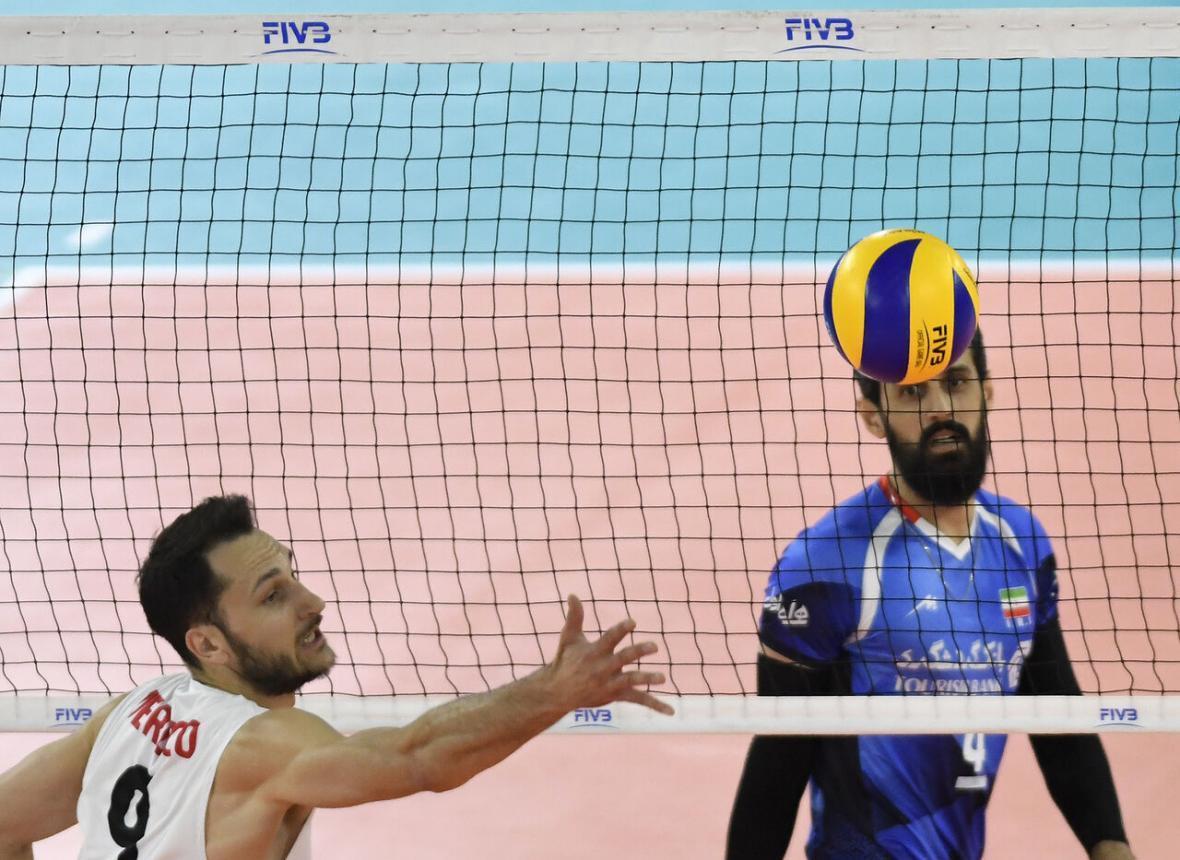 کانادا حریف سخت کوش؛ نخستین میهمان والیبال ایران در ارومیه
