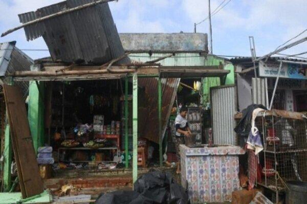 تخلیه 2 میلیون نفر در هند و بنگلادش به دلیل طوفان بلبل