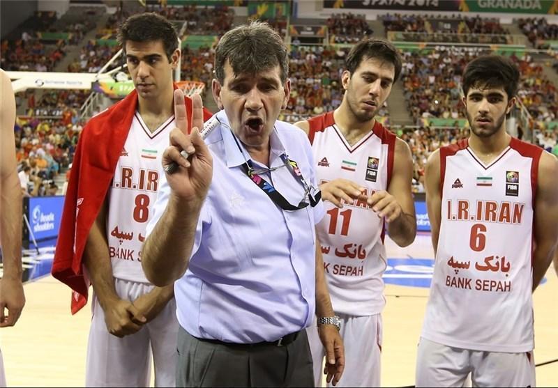 بچیروویچ: پیش بینی ما کسب مدال طلاست، بازی مقابل چین سخت است