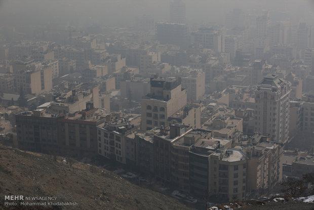 راهکارهای شهرداری پایتخت برای کاهش آلودگی هوا دست نیافتنی است