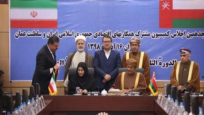 تجار ایران و عمان باید از ابزارهای تهاتر کالا استفاده نمایند
