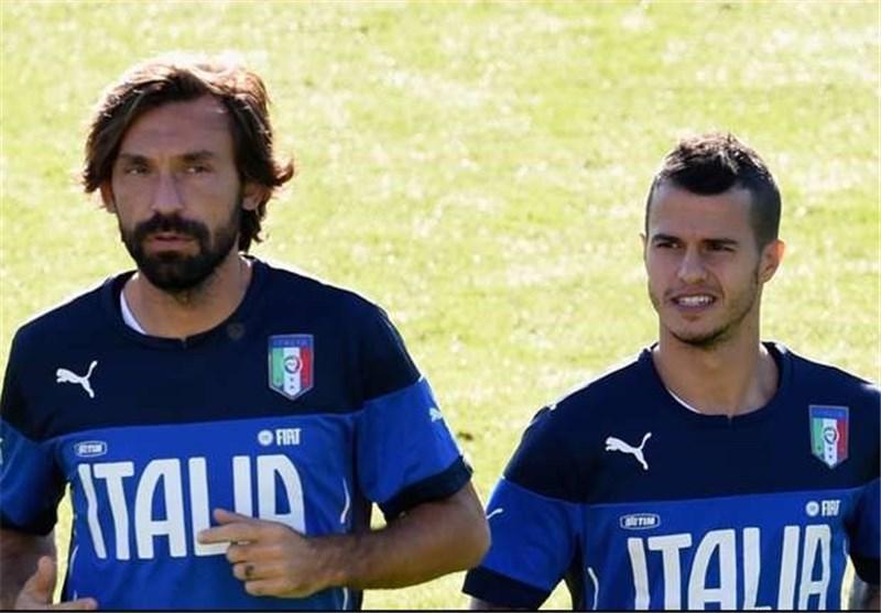 احتمال بازگشت پیرلو و جووینکو به اردوی ایتالیا برای حضور در یورو