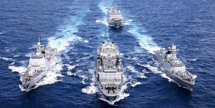 تحلیلگر آمریکایی: رزمایش دریایی مشترک ایران، روسیه و چین در حمایت از توازن قدرت است