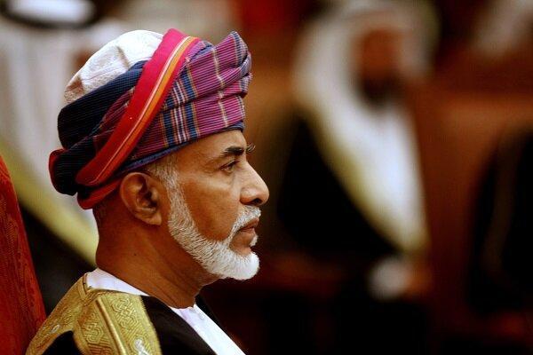 پادشاه عمان درگذشت