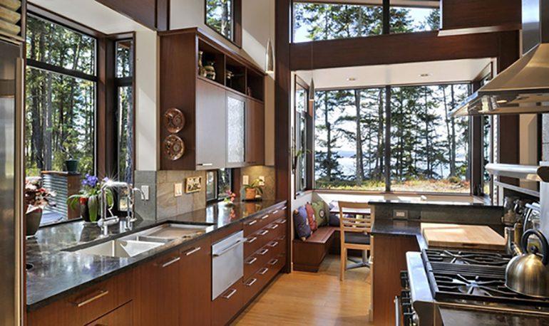 انتخاب جایگاه آشپزخانه