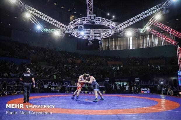 کرمانشاه و شیراز میزبان رقابت های بین المللی جام تختی شدند