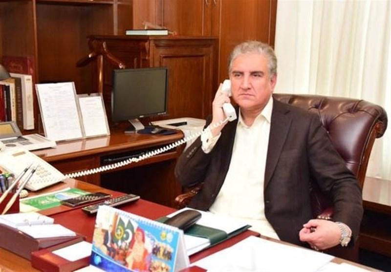 تماس تلفنی وزیر خارجه پاکستان با همتای چینی