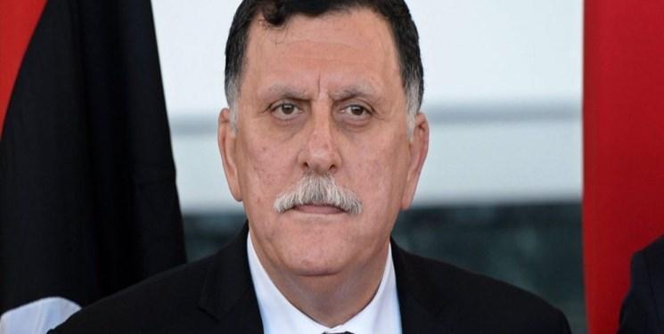 درخواست دولت وفاق ملی لیبی از آمریکا برای اتخاذ موضع علیه حملات حفتر