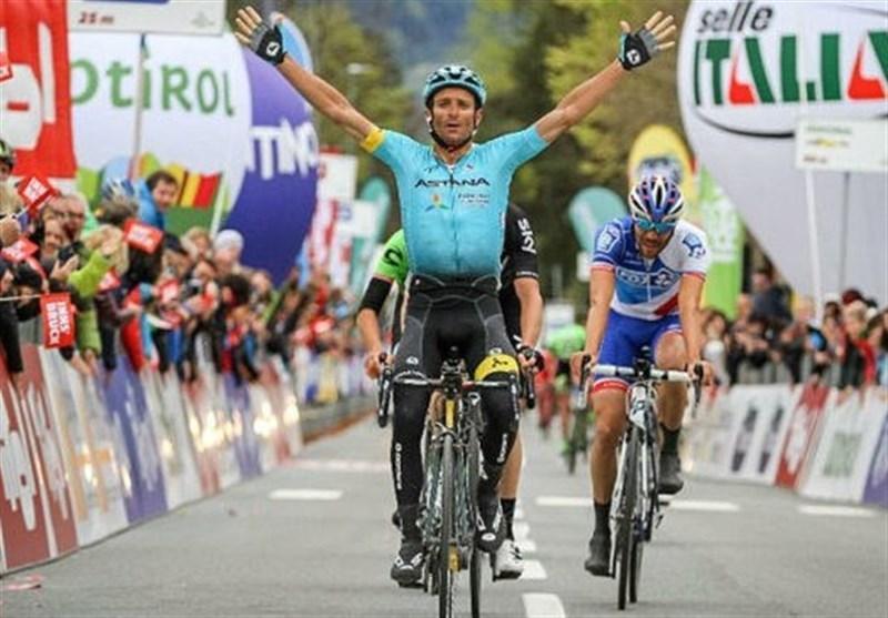 قهرمان پیشین رقابت های دوچرخه سواری جیرود ایتالیا کشته شد