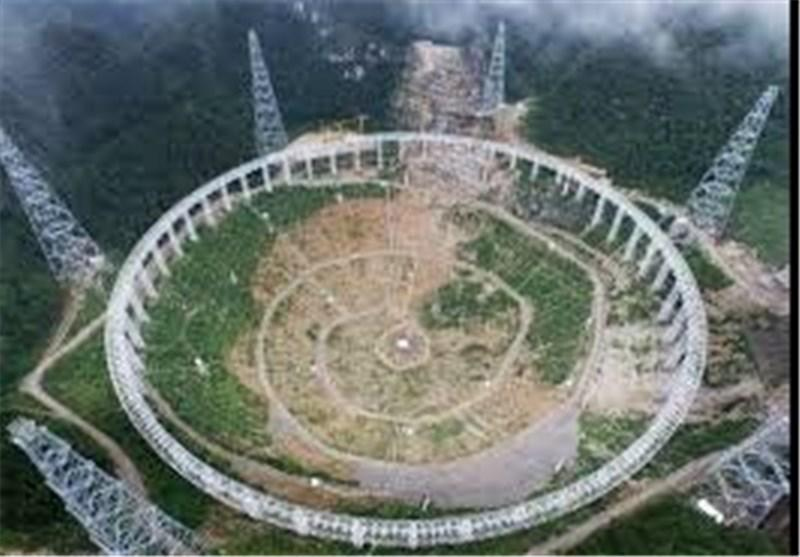 نقل مکان 9 هزار چینی در پی راه اندازی بزرگترین تلسکوپ رادیویی دنیا