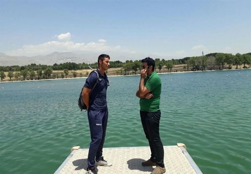 تیم ملی قایقرانی در مسابقات قهرمانی آسیا می درخشد