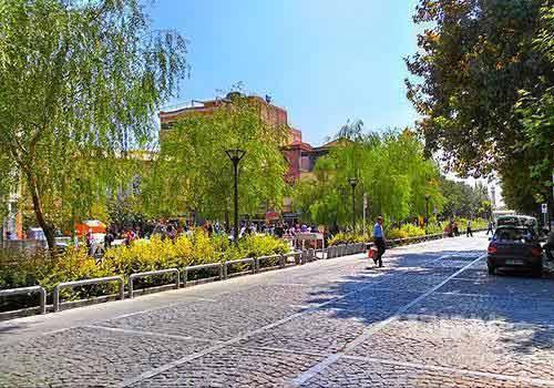 باکلاس ترین خیابان طهران
