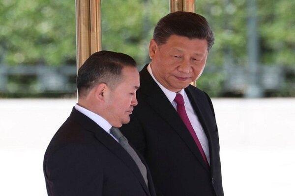 سفر به چین رئیس جمهور مغولستان را به قرنطینه فرستاد