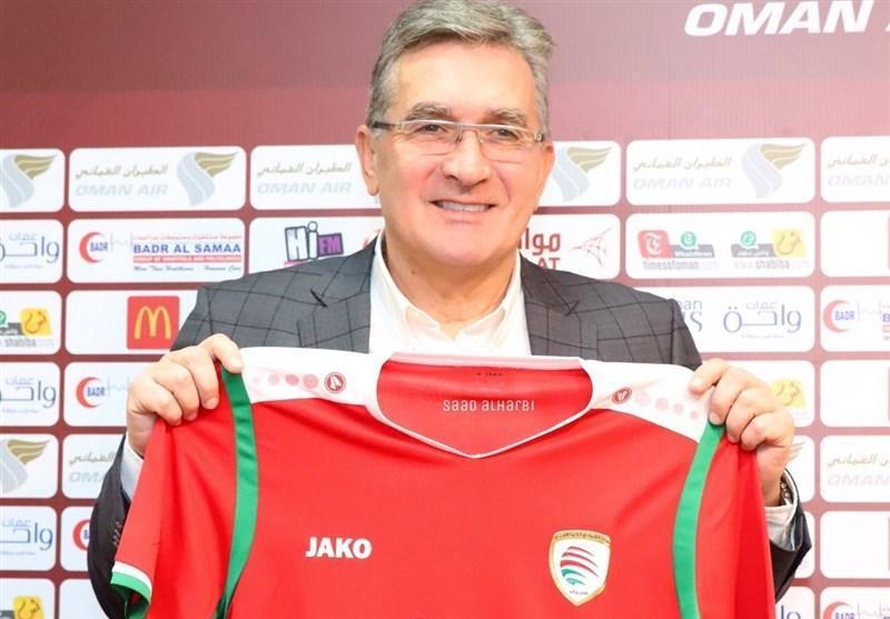 عضو هیئت رئیسه فدراسیون فوتبال عمان: برانکو را از بین 50 گزینه انتخاب کردیم