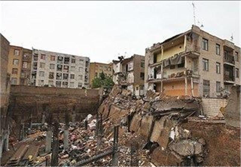 60 درصد ساختمان های پایتخت در برابر زلزله خفیف هم مقاوم نیستند