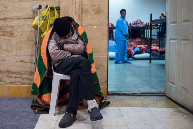 تاکید سازمان شهرداری ها و دهیاری ها بر ساماندهی افراد بی سرپناه با توجه به برودت هوا