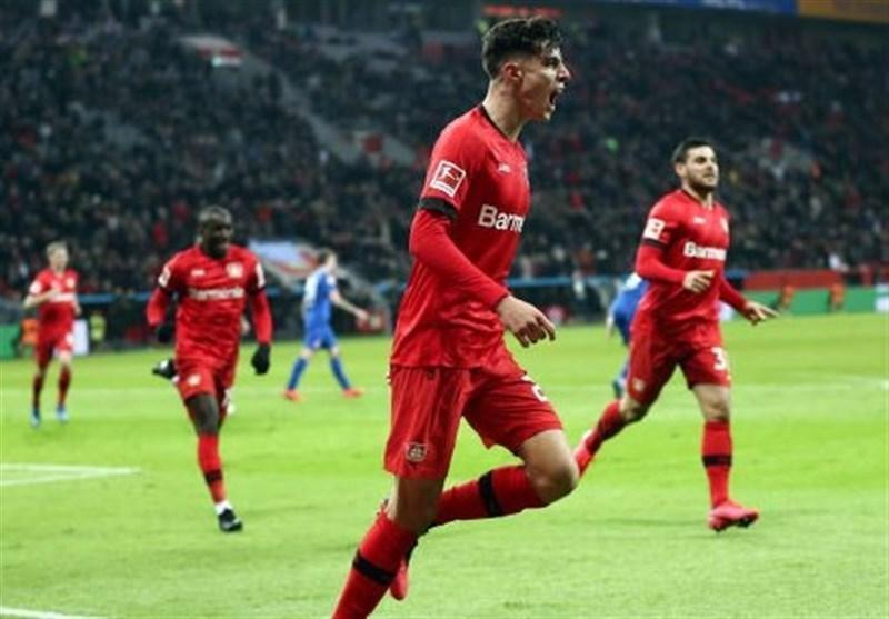 جام حذفی آلمان، بایرلورکوزن و یونیون برلین صعود کردند
