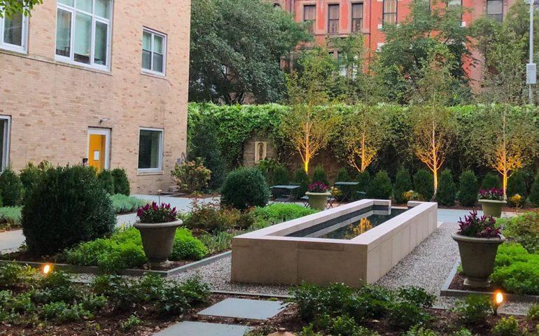 طراحی باغچه با ایده هایی کاربردی