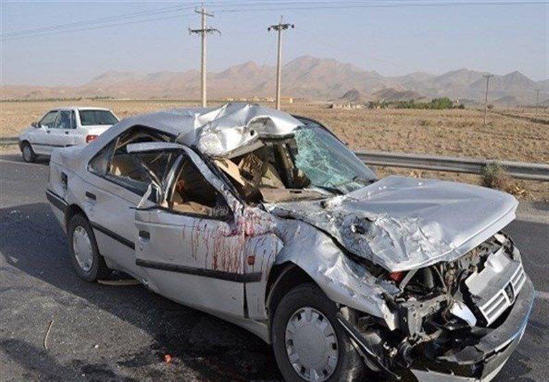 حوادث رانندگی در ایران 2 برابر کرونا قربانی می گیرد ، نمودار آمار قربانیان حوادث رانندگی در ایران