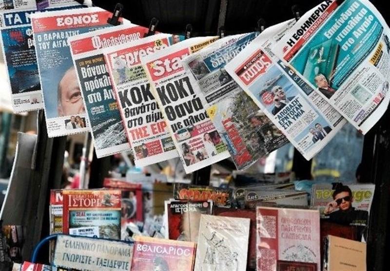 نشریات ترکیه در یک نگاه، مردم در هراس جان، حزب حاکم در اندیشه مناقصه، چین، با ماندن در خانه به پیروزی رسید