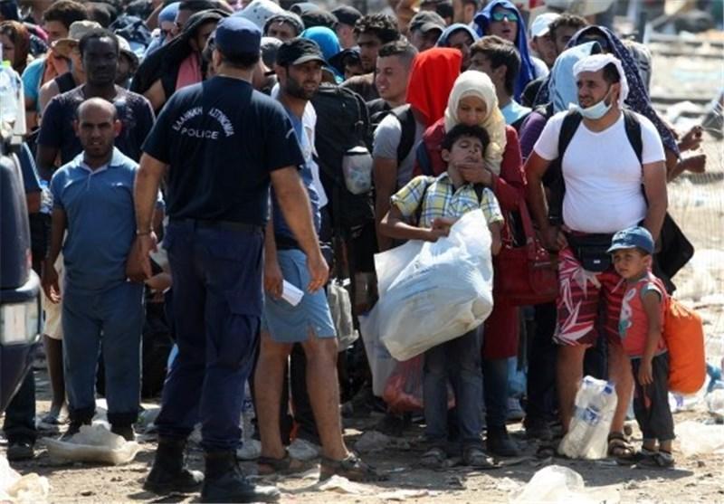 هشدار فرانتکس درباره افزایش مجدد شمار پناهندگان در اروپا